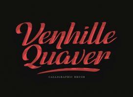 Venhille Quaver Script Font