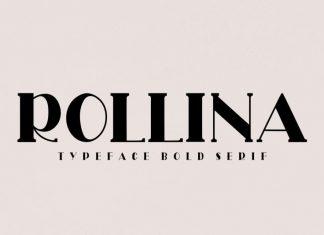 Rollina Serif Font