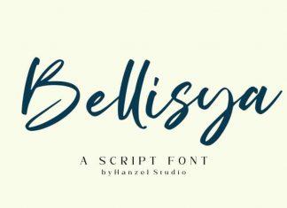 Bellisya Handwritten Font
