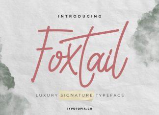 Foxtail Script Font