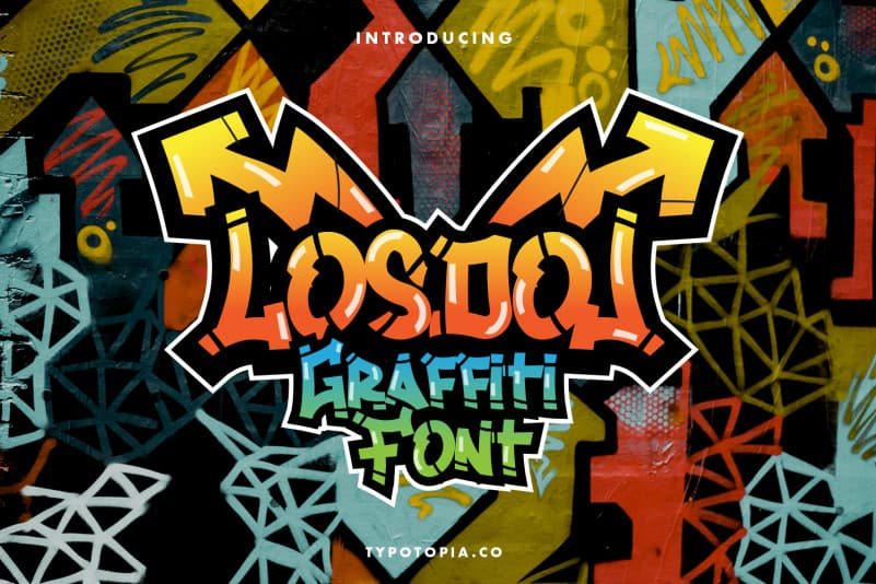 Losdol Display Font
