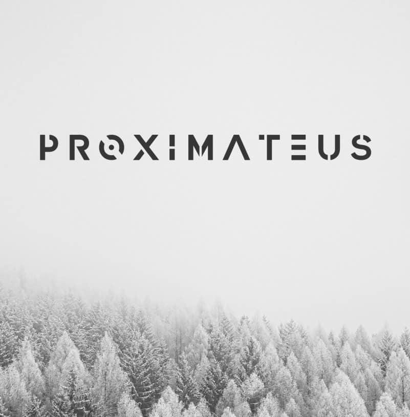 Proximateus Display Font