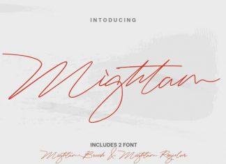 Mightam Script Font
