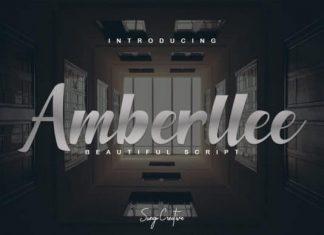 Amberllee Script Font