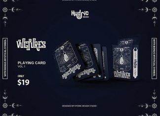 Vultures - Mystical Typeface