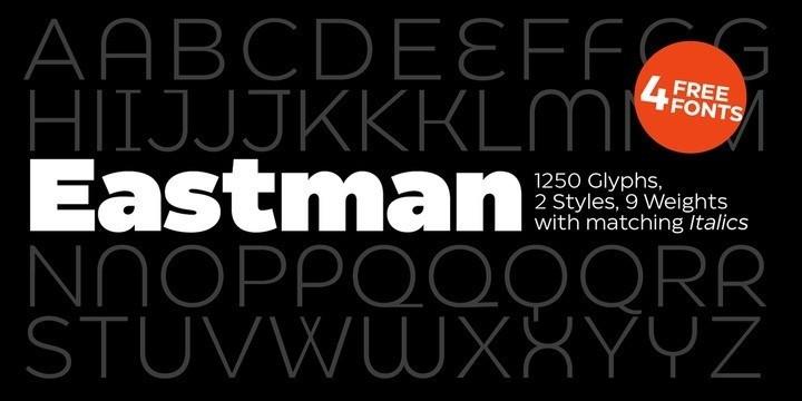 Eastman Sans Font
