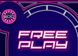 Free Play Display Font