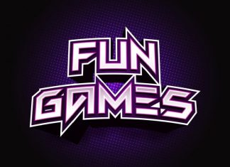 Fun Games Display Font