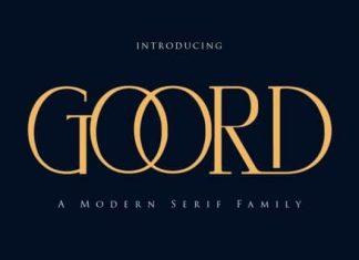 Goord Serif Font