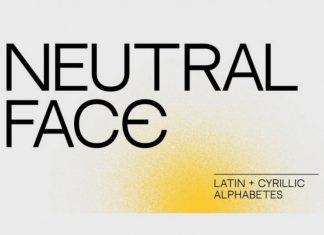 Neutral Face Sans Serif Font