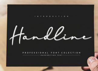 Handline Script Font