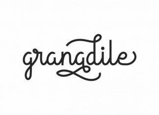 Granadile Handwriting Font