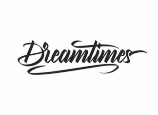 Dreamtimes Brush Font