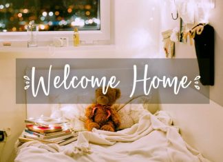 Welcome Home Script Font