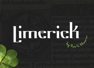 Limerick Serif Font