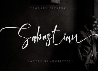 Sabastian Script Font