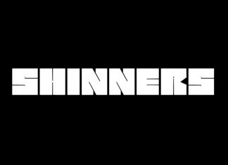 Shinners Display Font