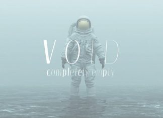 VOID Sans Serif Font