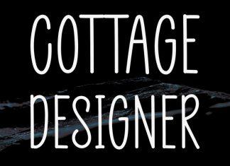 Cottage Designer Handwritten Font