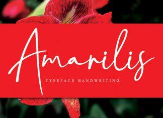 Amarilis Script Font