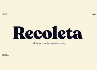 Recoleta Font Family