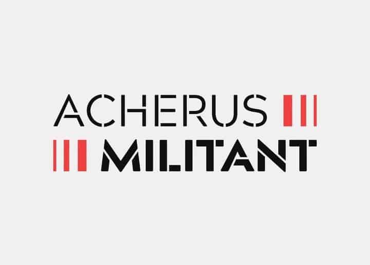 Acherus Militant Sans Serif Font Demo