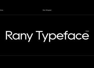 Rany Sans Serif Font