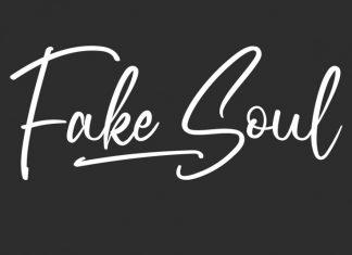 Fake Soul Script Font