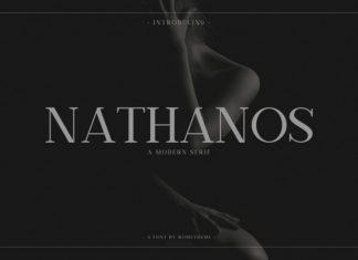 Nathanos Serif Font