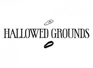 Hallowed Grounds Serif Font
