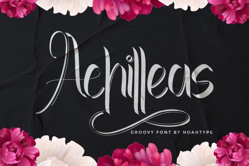 Achilleas Font