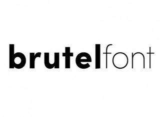 Brutel Sans Serif Font
