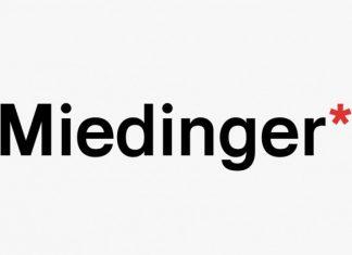 Miedinger* Sans Serif Font