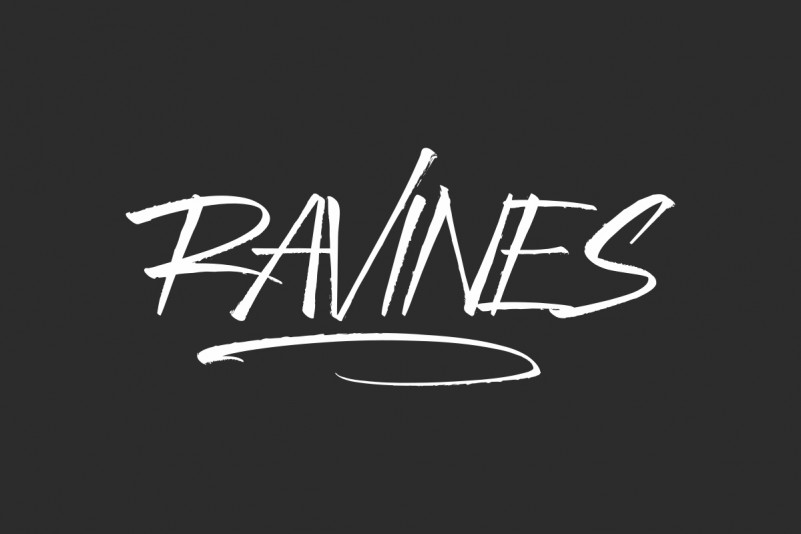 Ravines Font