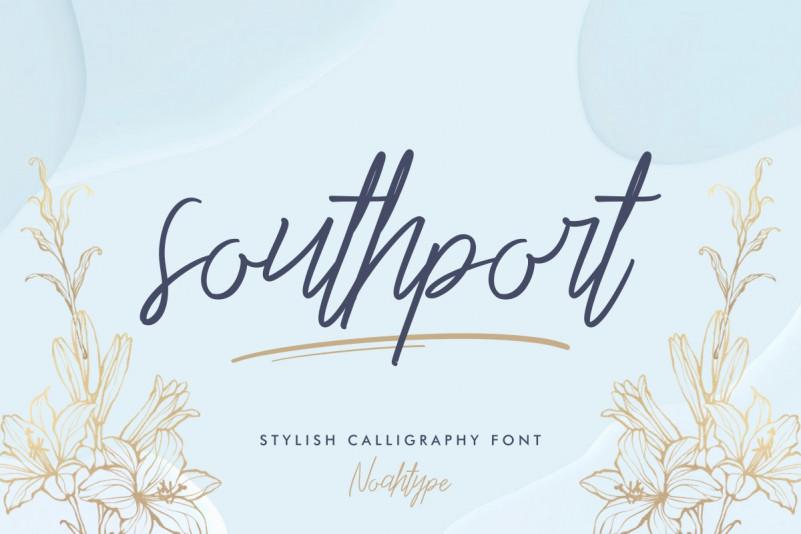 Southport Font