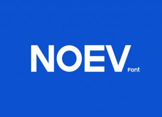 Noev Sans Serif Font