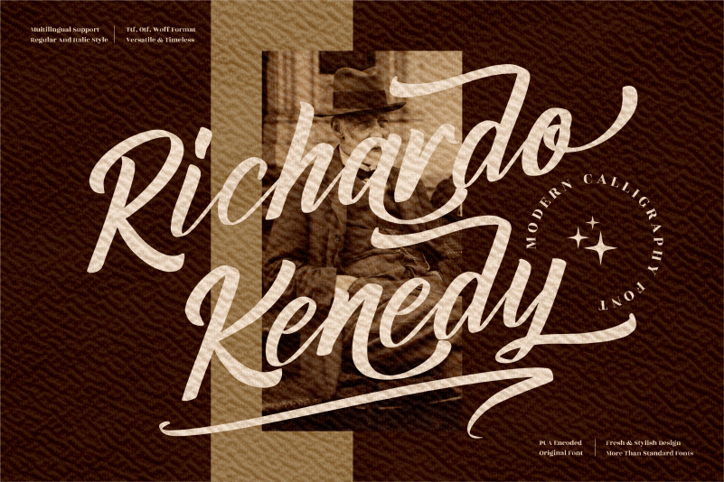 Richardo Kenedy Font