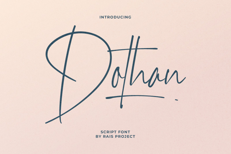 Dothan Font