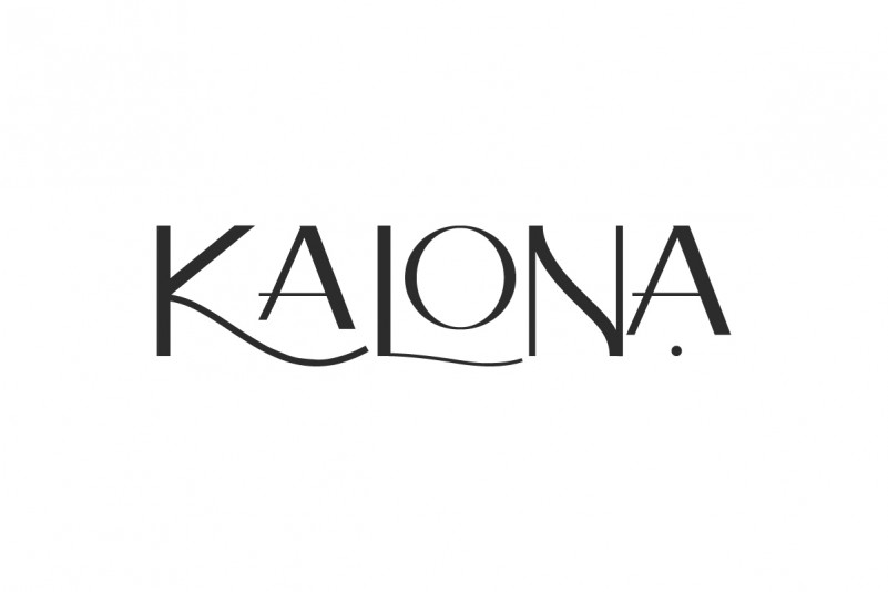 Kalona Font