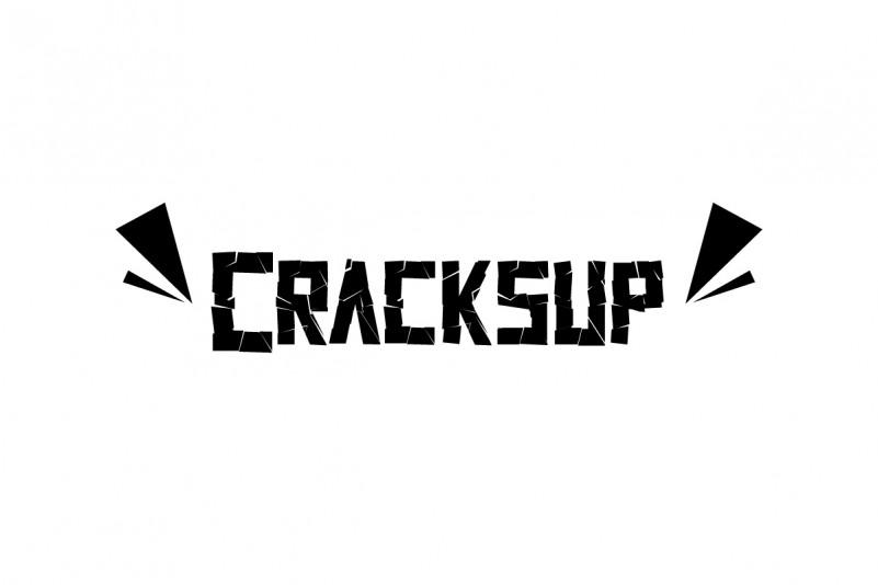 Cracksup Font