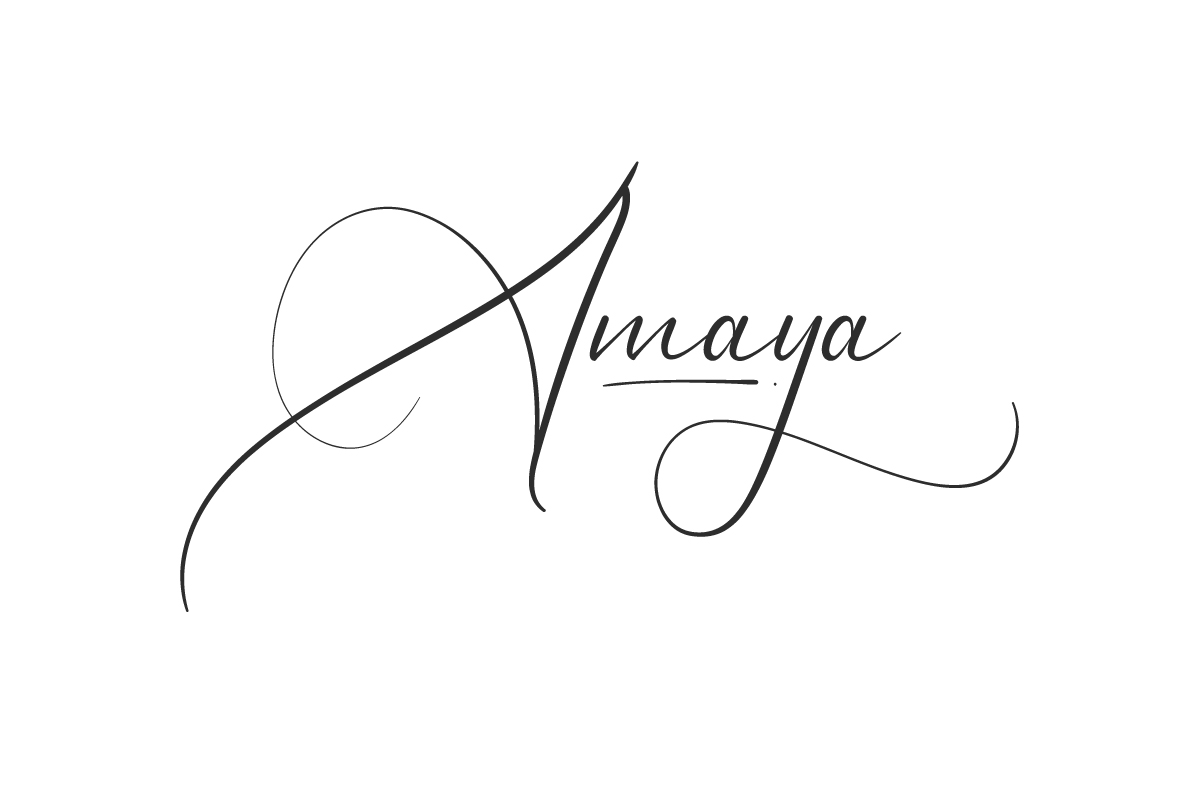 Amaya Font