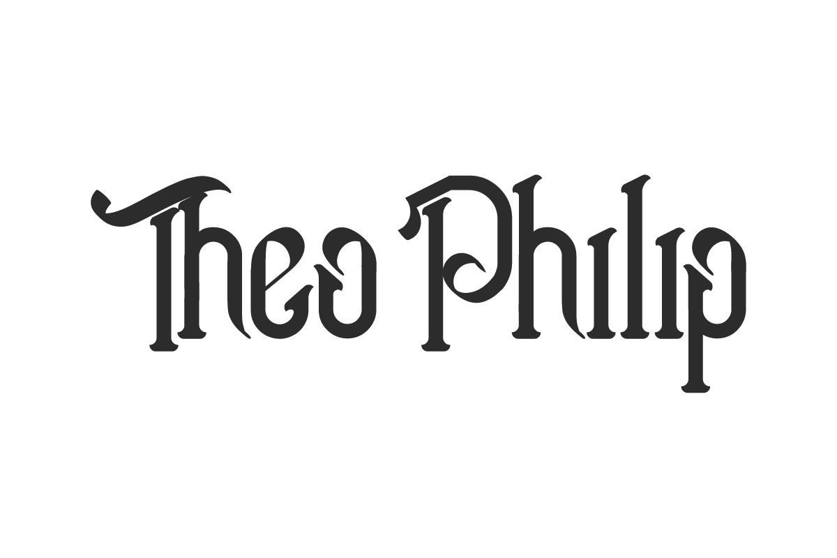 Theo Philip Font